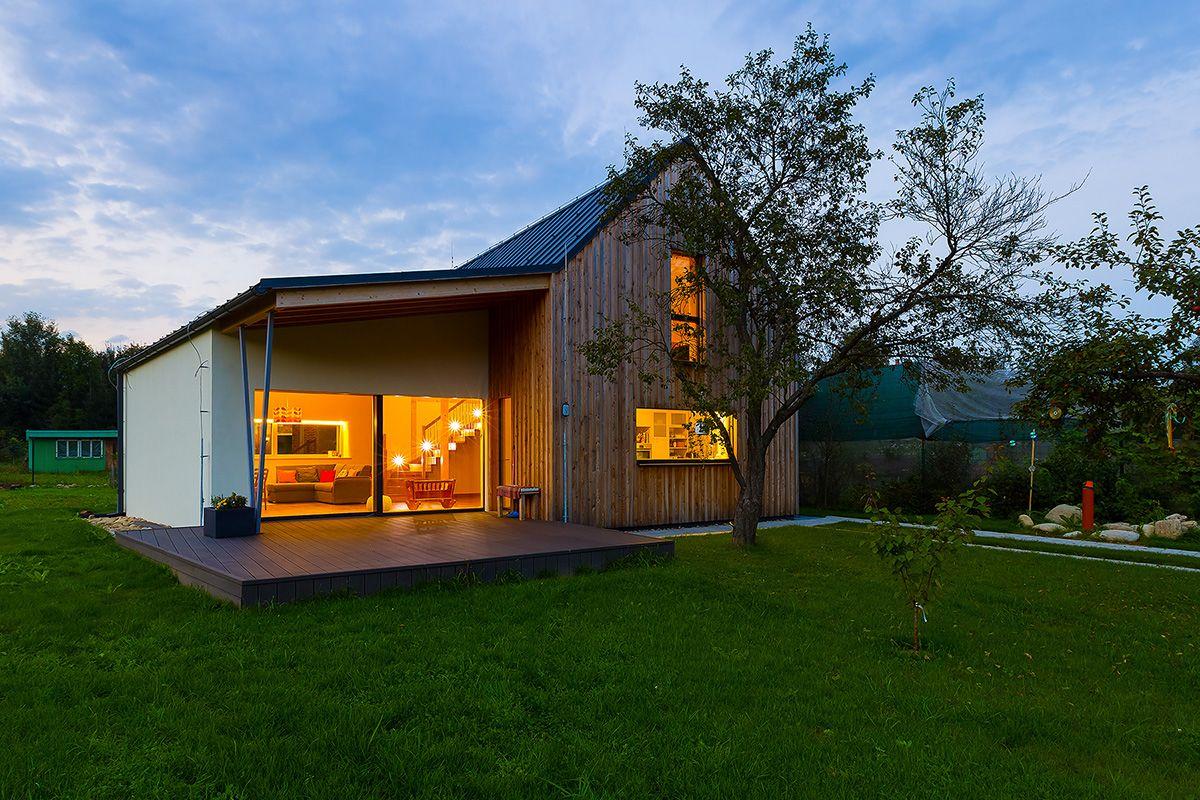 Arhitectura - Case Ecologice