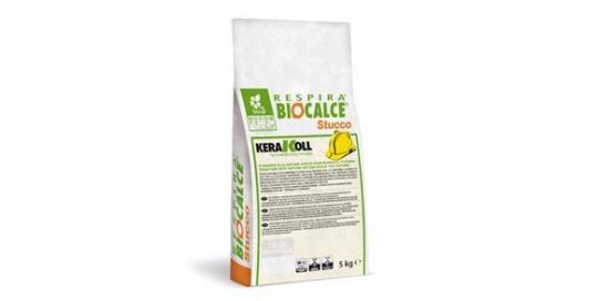 Biocalce  Stucco Case Ecologice