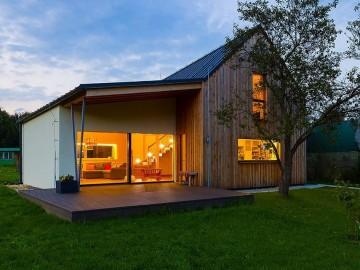 Case Ecologice – casa rezidentiala