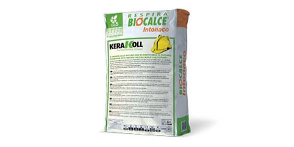 Biocalce intonaco fino case ecologice for Biocalce intonaco